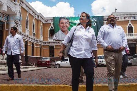 El PRI conservará gubernatura en Jalisco y Yucatán: Claudia Ruiz Massieu