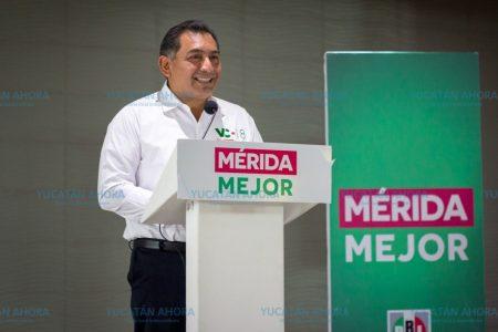 Víctor Caballero ofrece innovar para prevenir la violencia y el delito