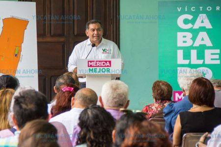 Plan de Víctor Caballero para modificar los atractivos del Centro Histórico