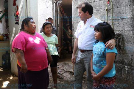 Sahuí: Niños y niñas recibirán atención a emergencias en menos de 60 minutos