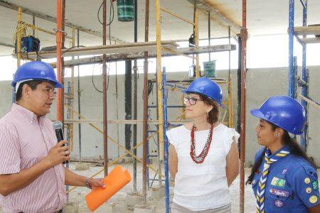 A más de 35 mil vecinos beneficiará el Centro Integral del Sur