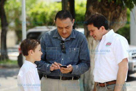 Mauricio Sahui ya tiene la aplicación móvil para hacer trámites administrativos desde tu celular