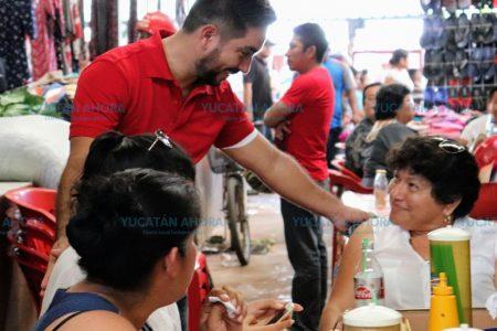 Luis Borjas ofrece más impulso a la Perla del Sur