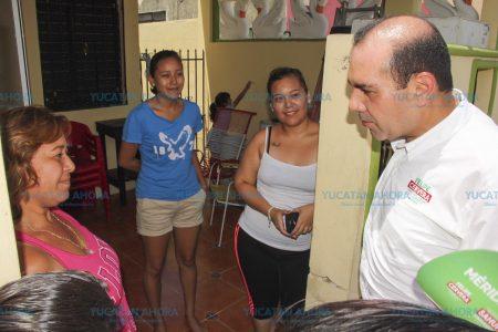 Respalda Felipe Cervera las iniciativas de apoyo a los adultos mayores