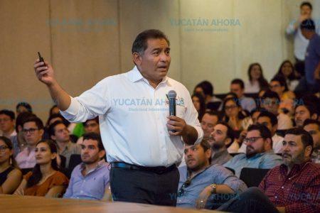 Le apuesta Víctor Caballero a la unificación del mando único para mejorar la seguridad de Mérida