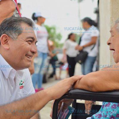 Víctor Caballero quiere 'ponerle un alto' a la violencia intrafamiliar