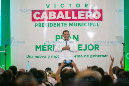 Todo un proyecto de Víctor Caballero para reestructurar Mérida