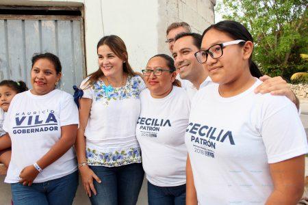Con apoyo de Cecilia Patrón se volvieron microempresarias de las hamacas
