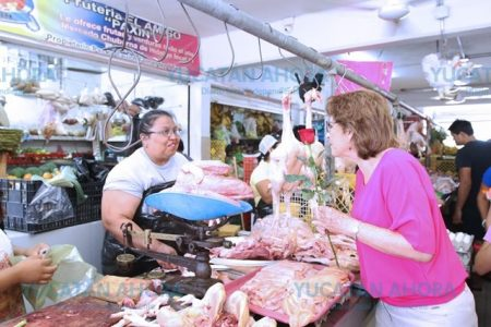 El mercado de Chuburná ya luce renovada imagen