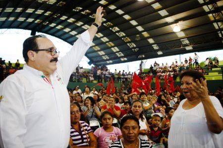 Seré el mejor senador para las mujeres de Yucatán: Ramírez Marín