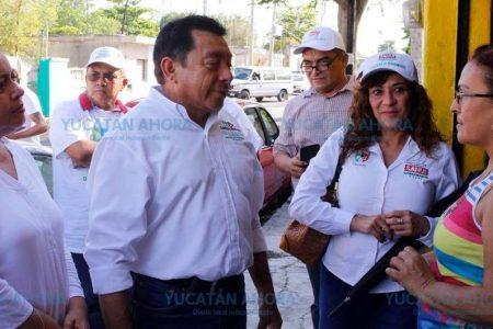 Soy un candidato ciudadano consiente de las necesidades: Crescencio Gutiérrez