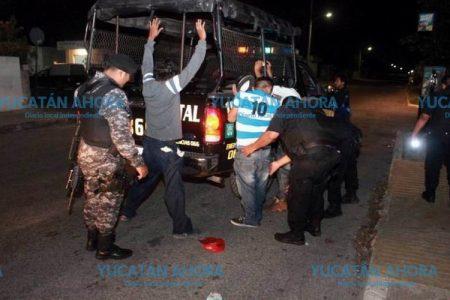 Condenan a 4 años de cárcel a sujetos que transportaban arsenal en Ciudad Caucel