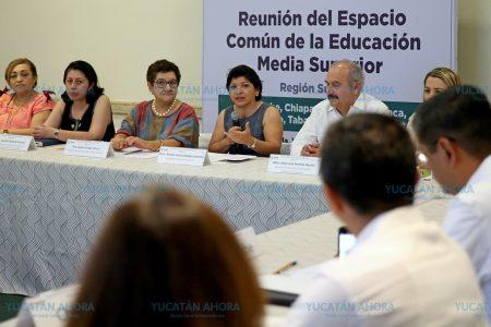 Maestros de 7 estados se reúnen en Yucatán a analizar estrategias de educación