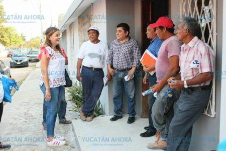 Activista e investigadora se une a la campaña de Cecilia Patrón