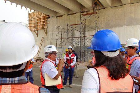 En el terreno de los hechos instruyen a futuros ingenieros de Yucatán