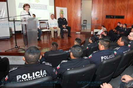 Afirman que la Policía de Mérida es una corporación consolidada y eficaz