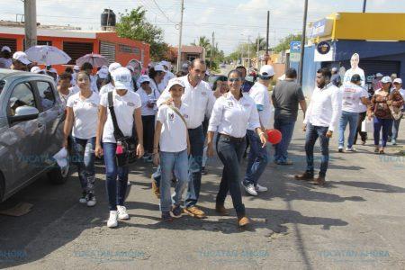 Felipe Cervera quiere ganar de manera contundente el distrito VII