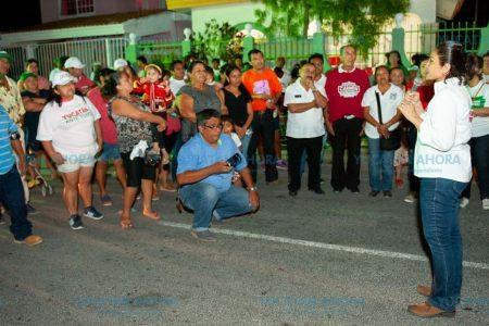 Progreso necesita ahora más que nunca del trabajo en equipo: Maricarmen Ordaz