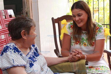 Llevará Cecilia Patrón ideas de veterana maestra al Congreso de la Unión