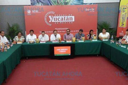 Todo listo para 'anclar' la promoción de Yucatán en la capital del país