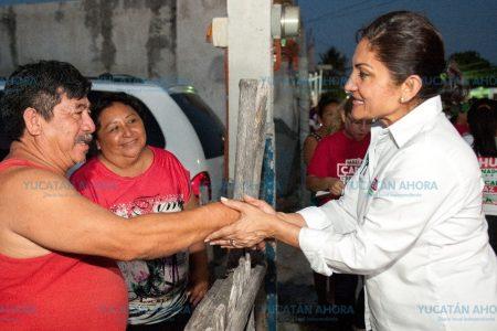 De falta de energía eléctrica y agua potable se quejan en la Nueva Yucalpetén de Progreso