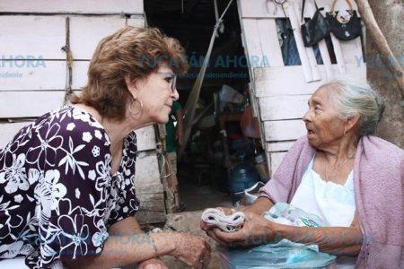 Se supera la meta de vivienda para el combate al hacinamiento en Mérida
