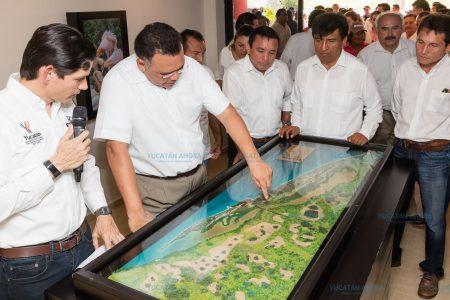 Hacen más accesible y corta la carretera Mérida-Celestún