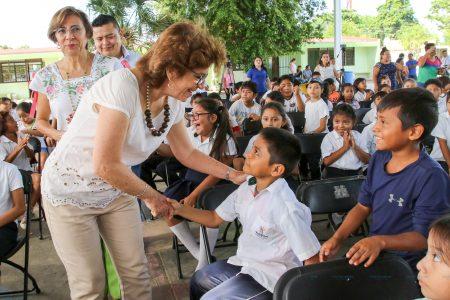 La educación, una de las bases de la seguridad en Mérida