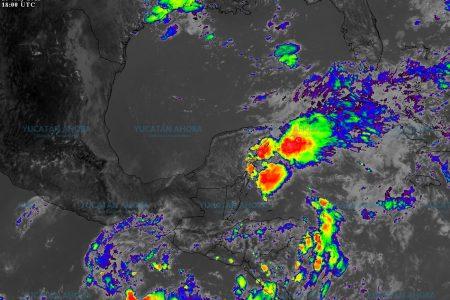 Mucha lluvia, rayos y hasta granizo pronostican para los siguientes días
