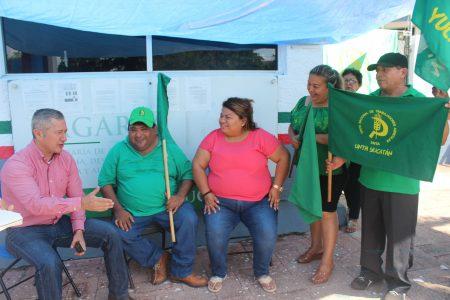 El diálogo, la forma más efectiva de trabajo entre autoridades y campesinos