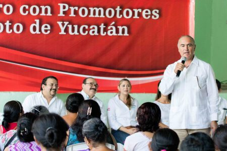 Es tiempo de proteger el rumbo de Yucatán: Calzada Rovirosa