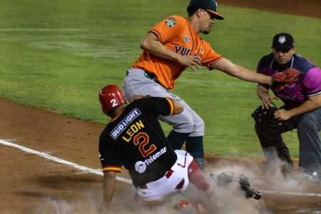 Con el segundo juego en la bolsa, Yucatán amarra serie en el clásico peninsular