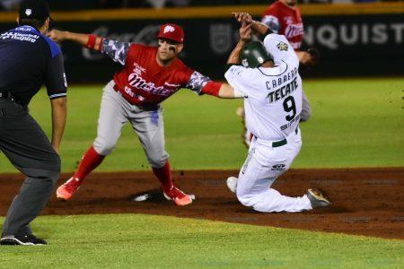 Los Diablos evitan la barrida con un 3-1 ante Leones de Yucatán