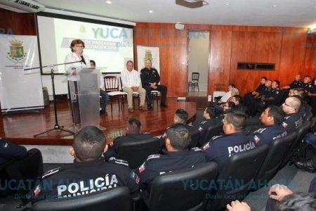 Preparan actividades por el 15 aniversario de la Policia Municipal