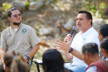 Protegeremos Cuxtal como patrimonio de sustentabilidad: Renán Barrera