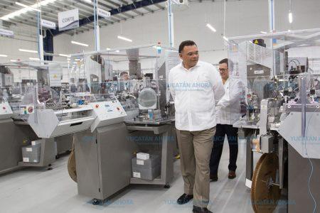 Demuestra Yucatán su capacidad de atraer inversiones de importantes firmas