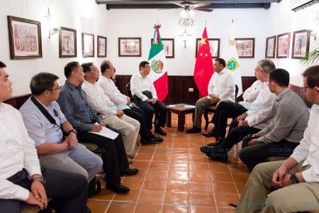 Fortalecen la relación entre Yucatán y la región Anhui de China