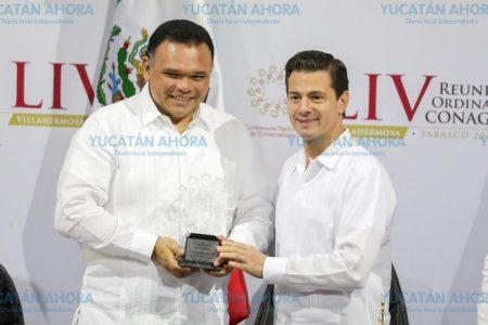 Sobre la 'mesa' de Conago dos propuestas de Rolando Zapata para el desarrollo de México