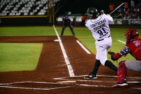 Los Leones rugen 8-2 y aseguran la serie ante Diablos del México