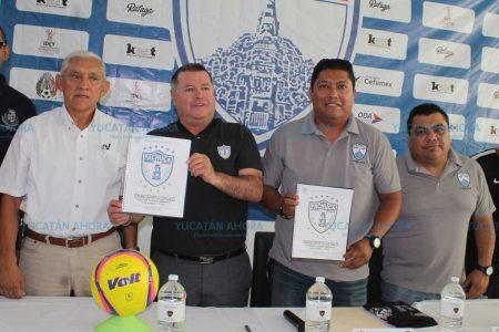 Futbolistas yucatecos renuevan convenio con Tuzos de Pachuca