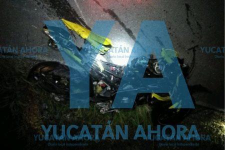 Tragedia en la carretera Mérida-Tizimín: tráiler mata a dos motociclistas