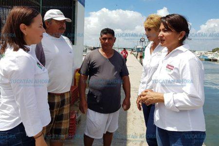 Mano dura contra el robo de motores en Progreso: María del Carmen Ordaz