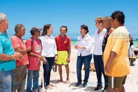 Promesa de realizar gestiones para actualizar la libreta de mar
