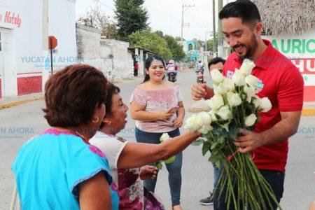 Me comprometo a trabajar por el bienestar familiar: Luis Borjas