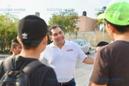 Víctor Caballero pide que la Policía Estatal tome control del Centro Histórico
