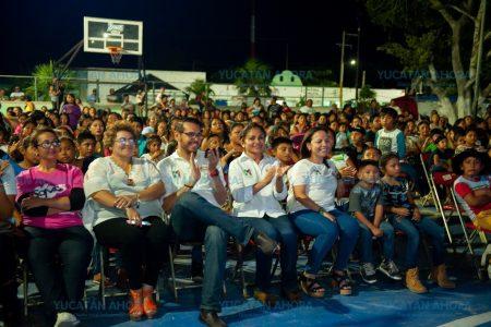 Desde las casas de Progreso se forman buenos ciudadanos: Carmen Ordaz
