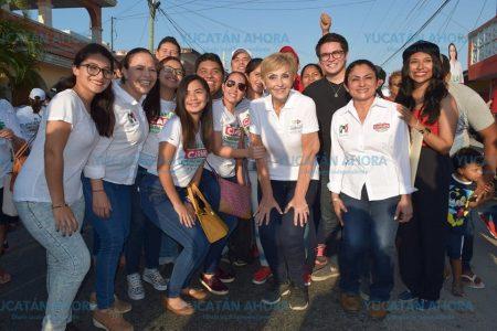 Los jóvenes, protagonistas del 'Nuevo Progreso': Carmen Ordaz