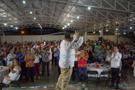 Ofrecen que Hunucmá volverá a ser potencia zapatera en Yucatán