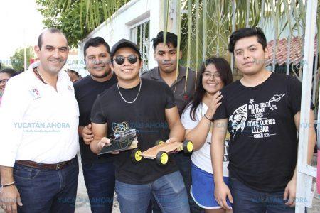 Felipe Cervera ofrece ser aliado de los jóvenes en el Congreso de Yucatán