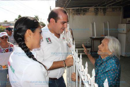 Mérida exige un cambio de timón, asegura Felipe Cervera